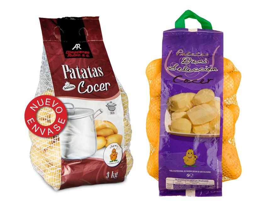 Patata Cocer